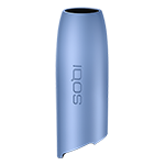 IQOS 3 Farbige Kappe, Alpine Blue, medium